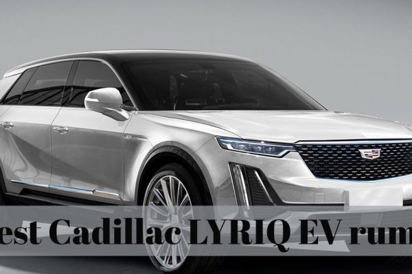 Cadillac LYRIQ EV rumors