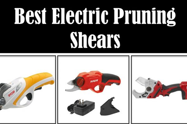best electric pruning shears