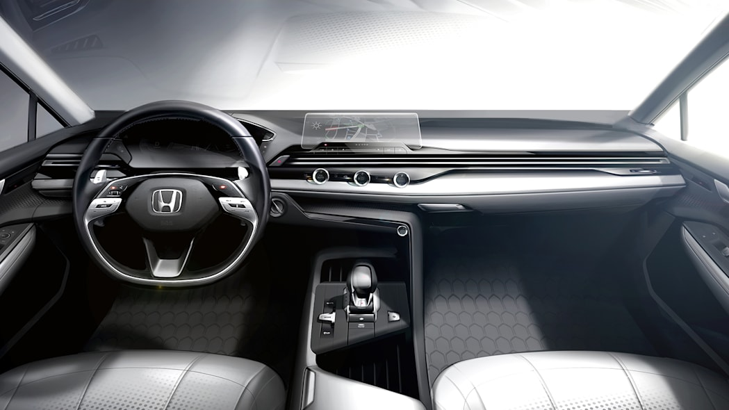 Honda Interior Design Concept