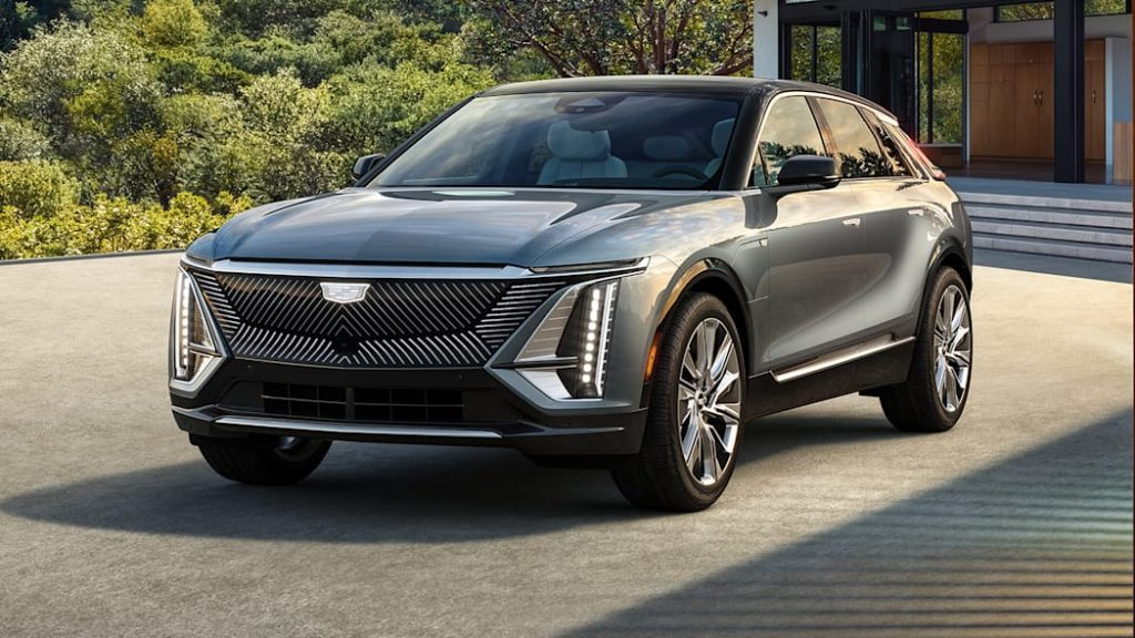 Cadillac Announces Plans to Go Fully Electric